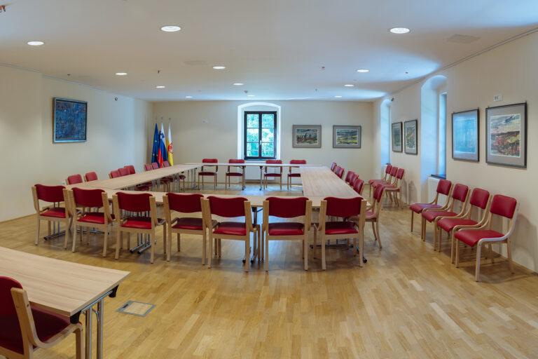 Dvorec Trebnik - Konferenčni center - Christianina soba - FOTO: Miha Matavž Photo&Video, Turistična destinacija Rogla-Pohorje