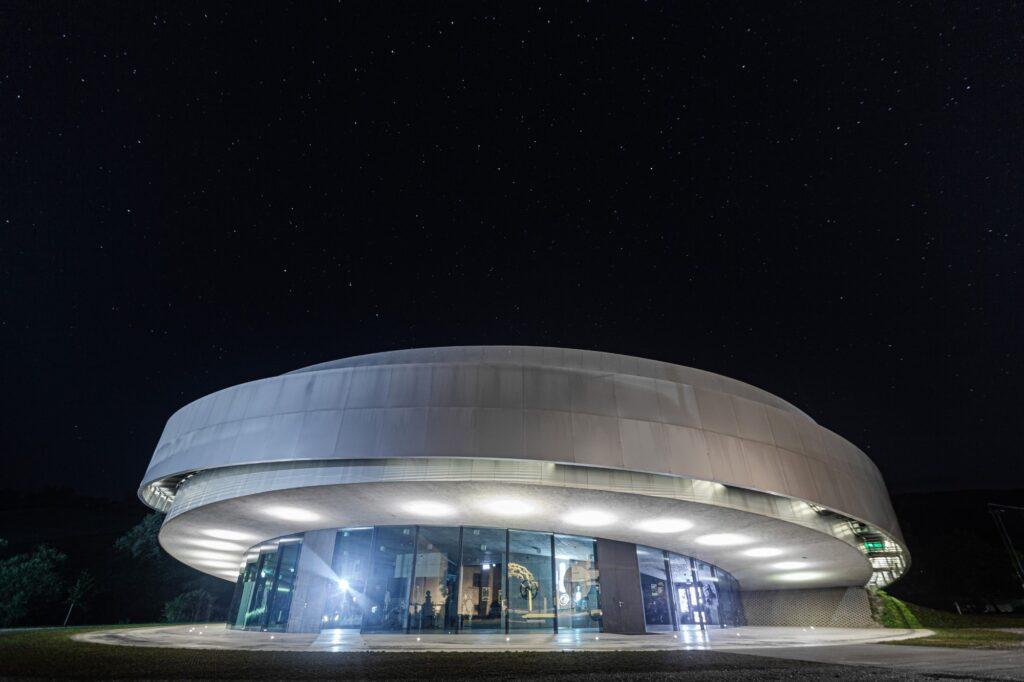 Center Noordung Vitanje - FOTO: Miha Matavž Photo&Video, Turistična destinacija Rogla-Pohorje
