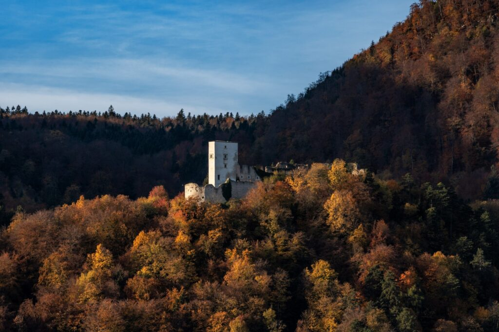 Grad Slovenske Konjice - FOTO: Miha Matavž Photo&Video, Turistična destinacija Rogla-Pohorje