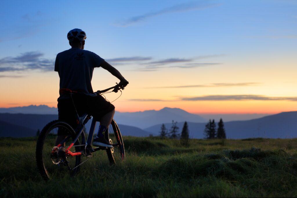 Rogla na kolesu - FOTO: Miha Matavž Photo&Video-Dan Briški, Turistična destinacija Rogla-Pohorje