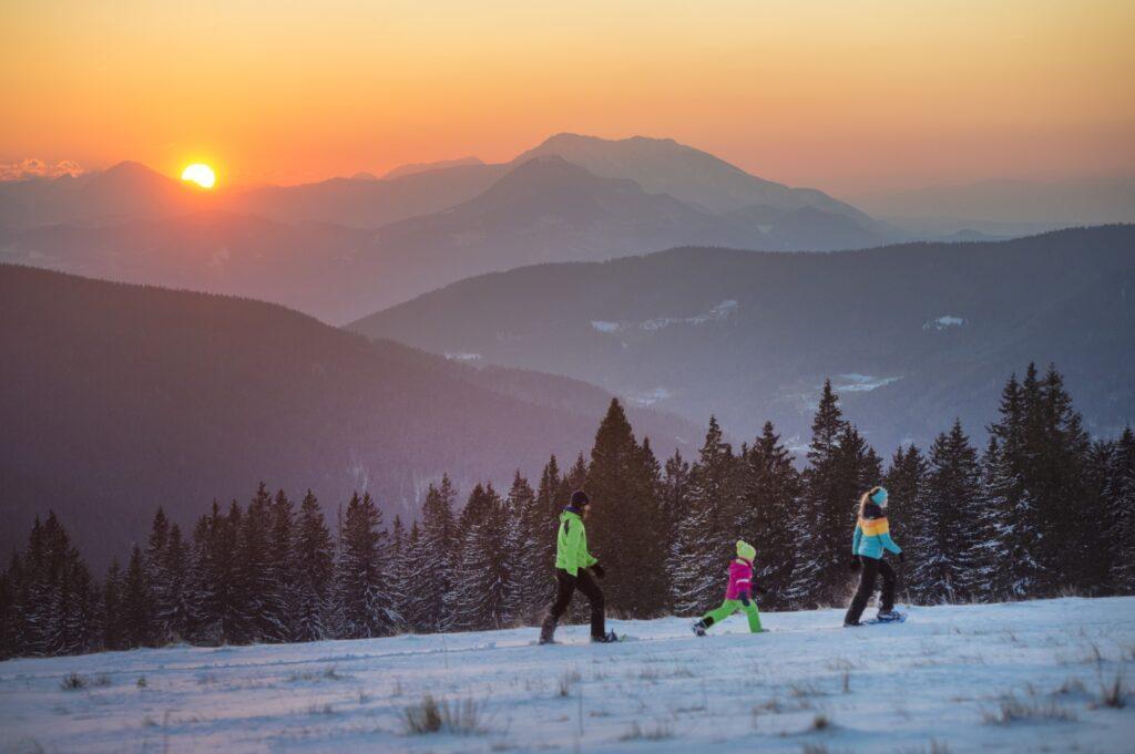 Rogla pozimi - FOTO: Miha Matavž Photo&Video-Dan Briški, Turistična destinacija Rogla-Pohorje