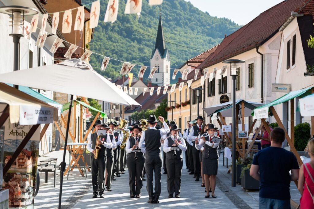 Staro mestno jedro Slovenske Konjice - FOTO: Miha Matavž Photo&Video, Turistična destinacija Rogla-Pohorje